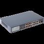 Switch 16 porturi PoE, 2 porturi uplink - HIKVISION DS-3E0318P-E-M