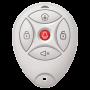 Telecomanda 5 butoane, 868 Mhz - HIKVISION DS-PKFE-5-868